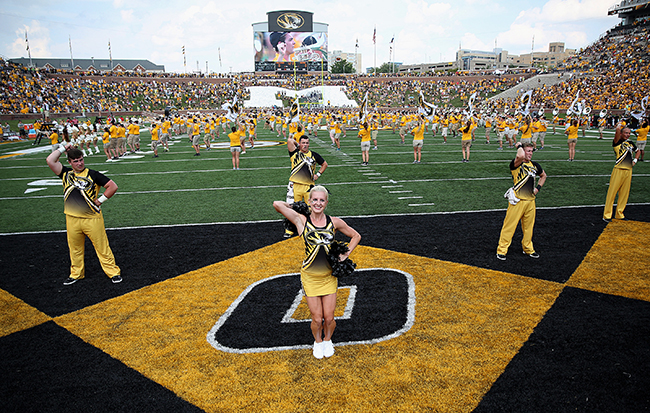 2015 Mizzou Football Schedule